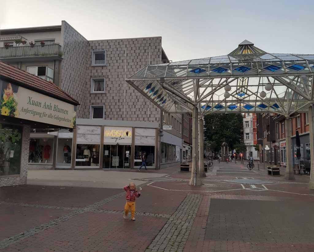 wilhelmshaven innenstadt