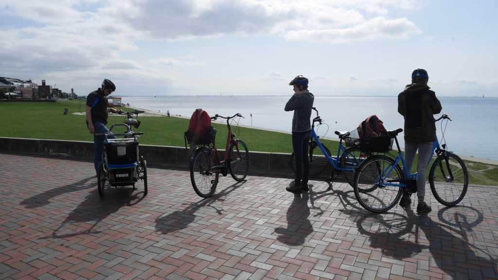 wilhelmshaven mit fahrrad