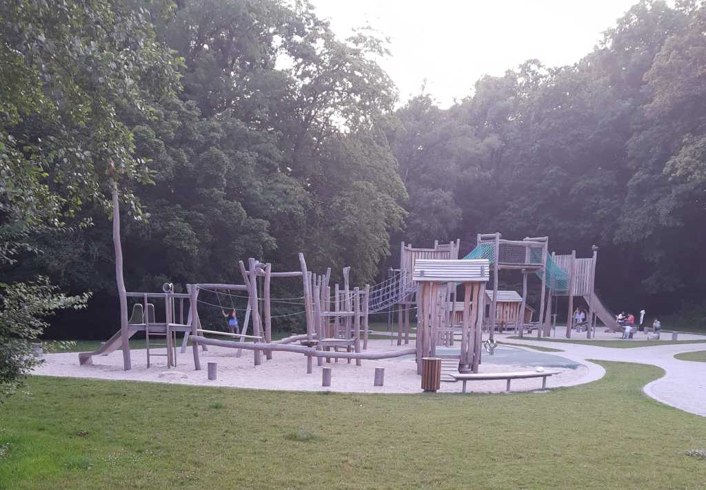 wilhelmshaven spielplatz