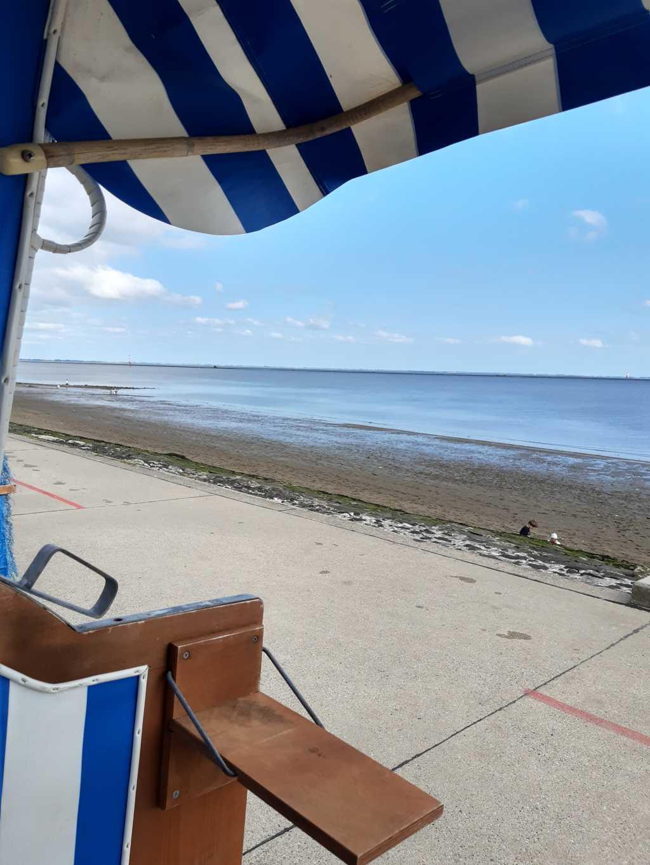 wilhelmshaven strandkorb südstrand