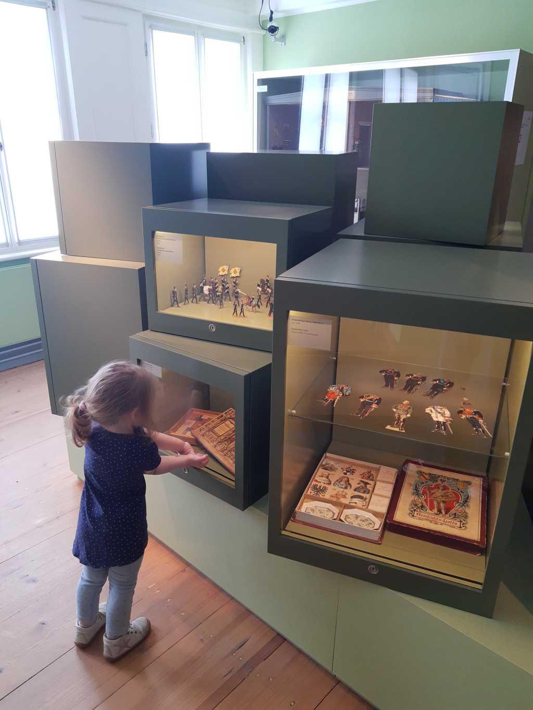 celle bomann museum mit kleinkind
