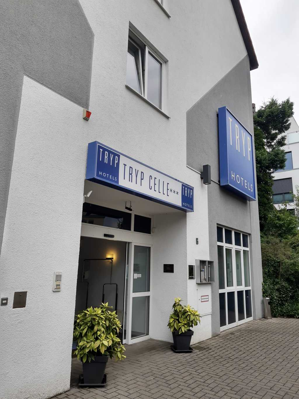 celle tryp hotel