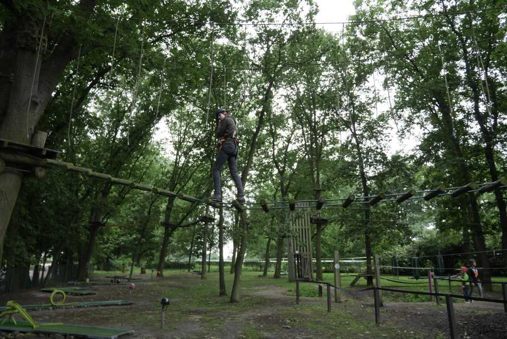 verden kletterpark minigolf