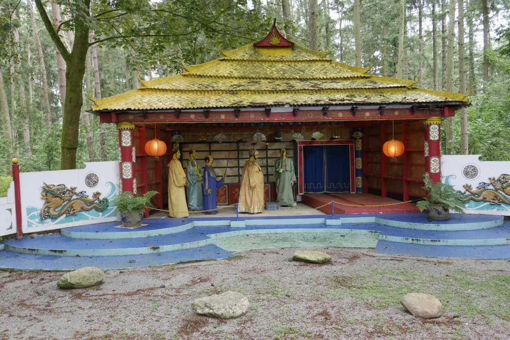 verden magic park märchenwald nachtigall