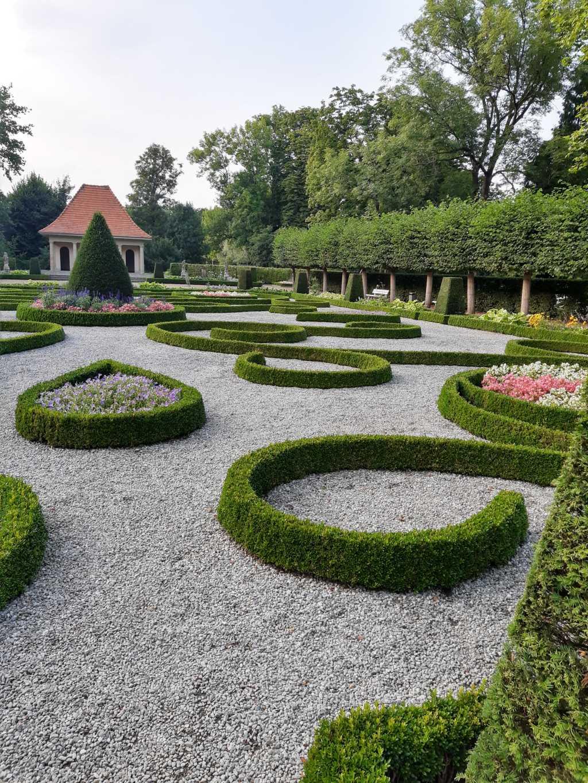 wolfsburg barockgarten broderieparterre
