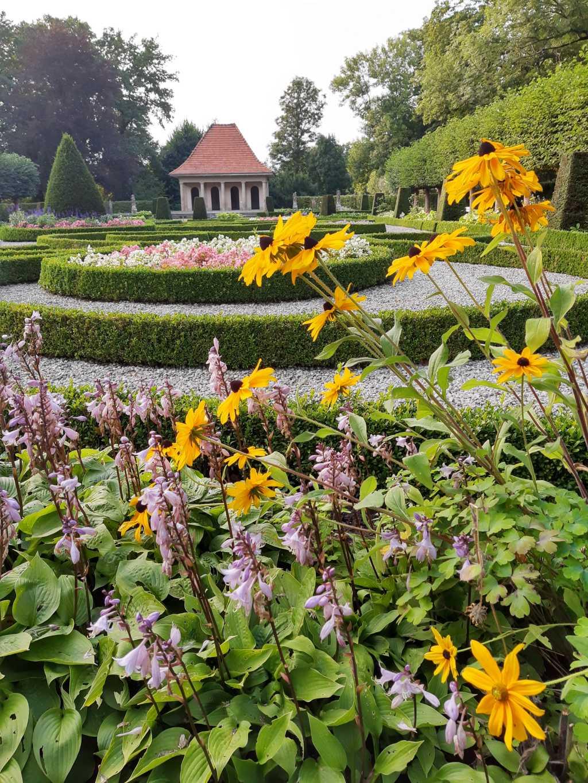 wolfsburg barockgarten