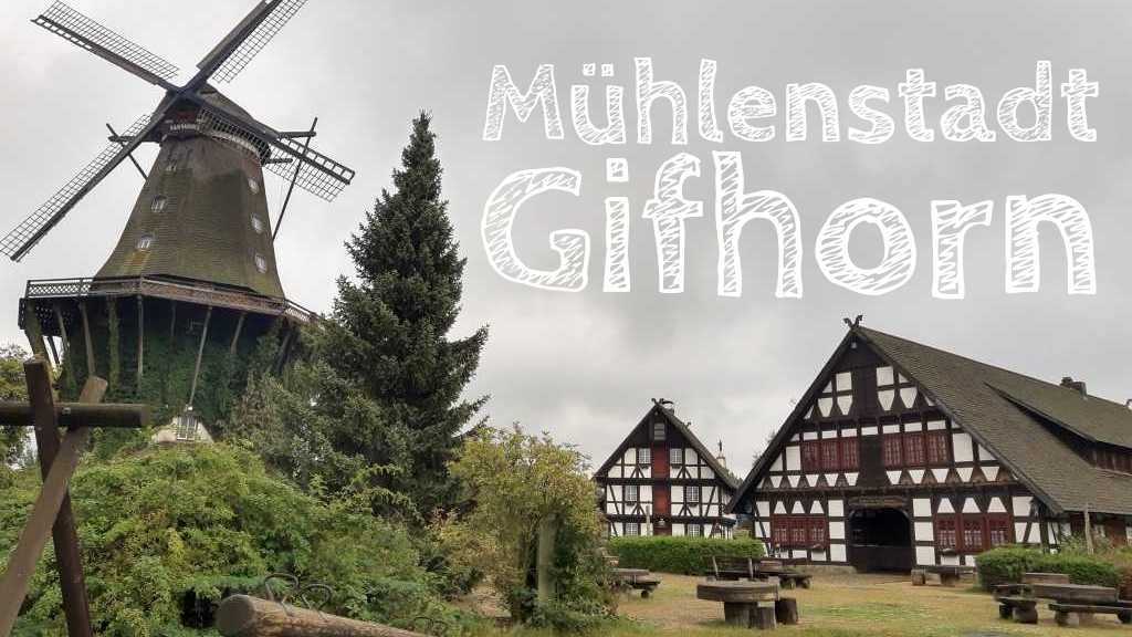 Mühlenstadt Gifhorn
