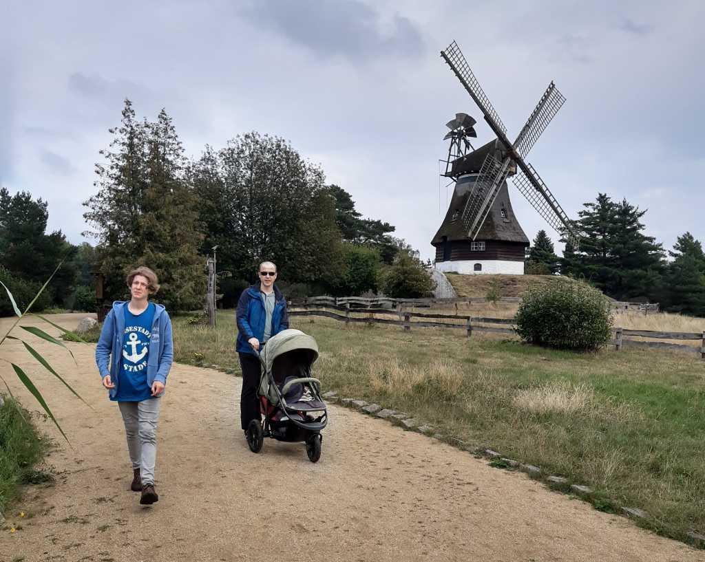 gilfhorn mühlenmuseum mit familie
