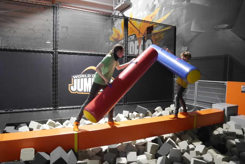 göttingen trampolinpark duell