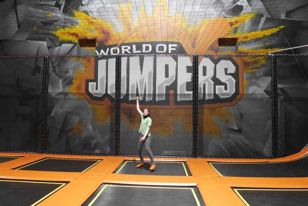 göttingen trampolinpark world of jumpers