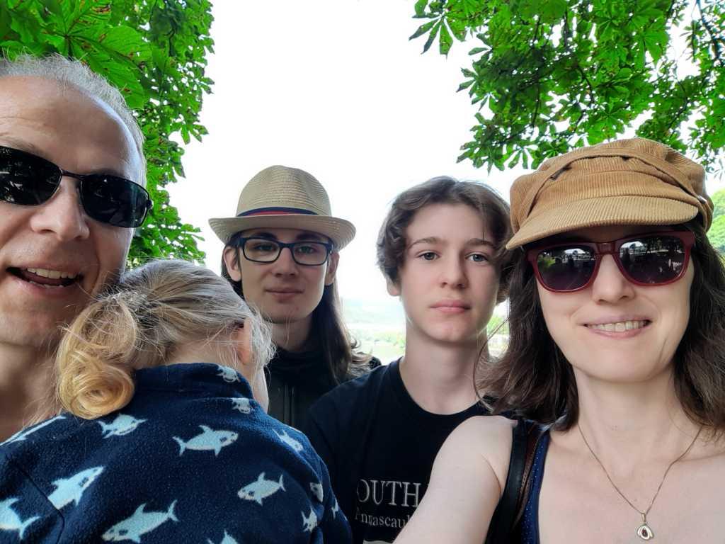 hann muenden familienfoto 1